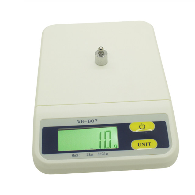 best food scale wh b07 kitchen balance scales digital cooking scale cooking weighing scales 2kg01g - Best Kitchen Scale