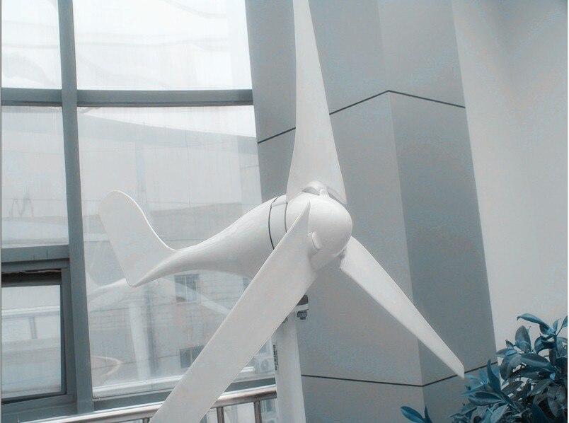 300 W 12/24 V éolienne générateur 3 lames faible démarrage vent vitesse RoHS CE ISO9001 Certification chine conception originale
