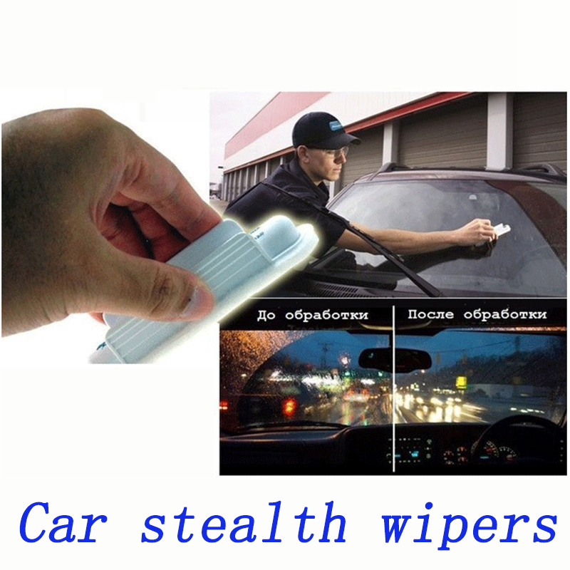 Hot Sales Stealth Wipers For Car Brush Wimdow Glasses Cleaning Brushes Household Cleaning Tools