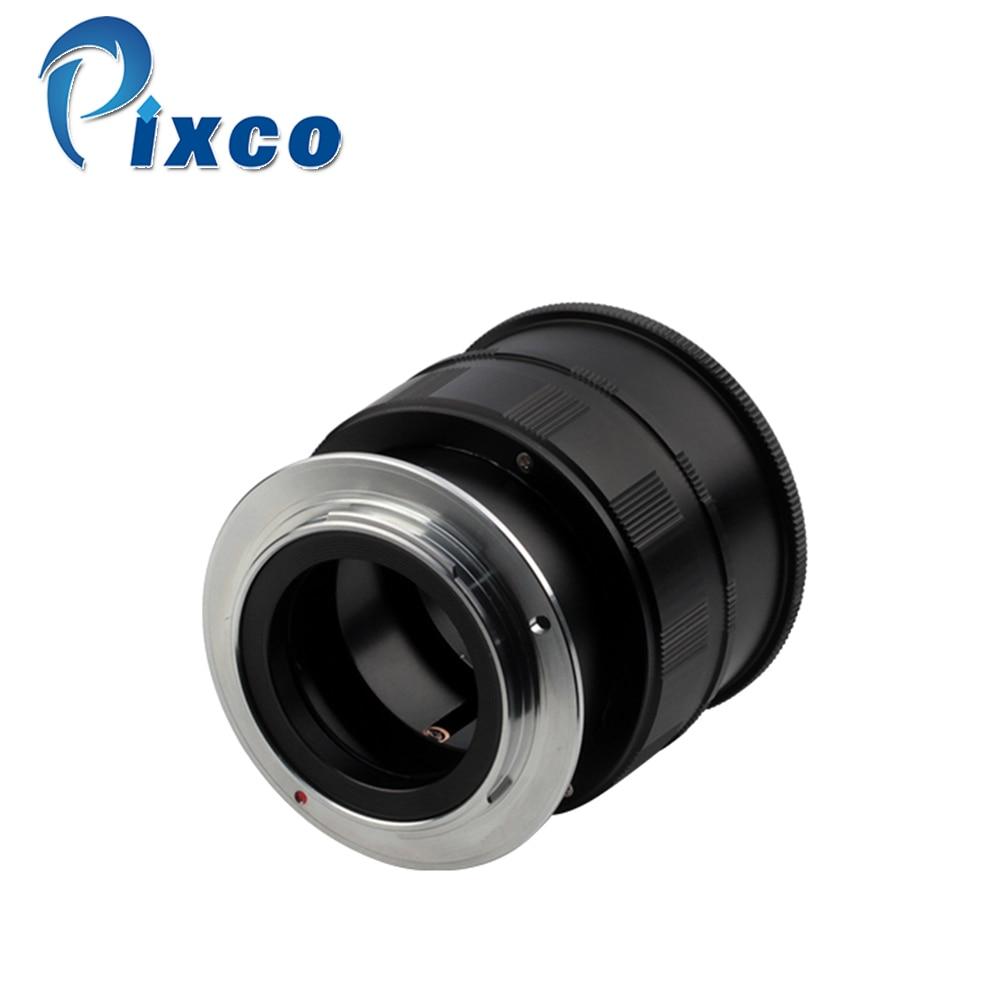 ADPLO 5 pièces M42-NEX réglable Macro à l'infini adaptateur de lentille costume pour M42 lentille à convenir pour Sony E Mount NEX