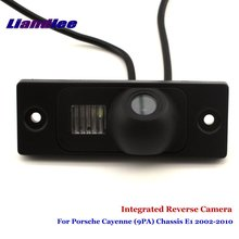 Liandlee For Porsche Cayenne (9PA) Chassis E1 2002-2010 Car Rear View Backup Parking Camera Reverse / SONY CCD HD