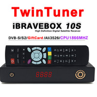 DVB S2 Hevc Satellite Receiver F10S TwinTuner HD H 265 Support CC CAMD NEWCAMD IKS Media
