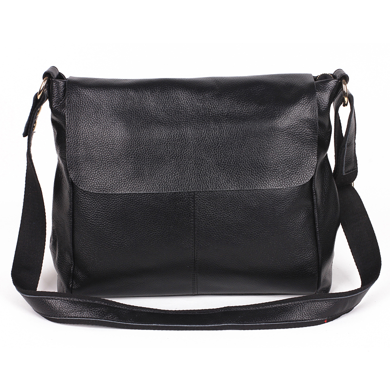 New style High capacity ladies handbags genuine leather women messenger bag with high quality Fashion real cowhide shoulder bags стоимость