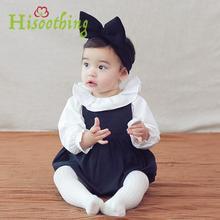 Child Women Overalls Garments Cotton Shorts Strap Jumpsuit Trousers Romper Pp Pants Outfits The Autumn Informal Garments Wholesale