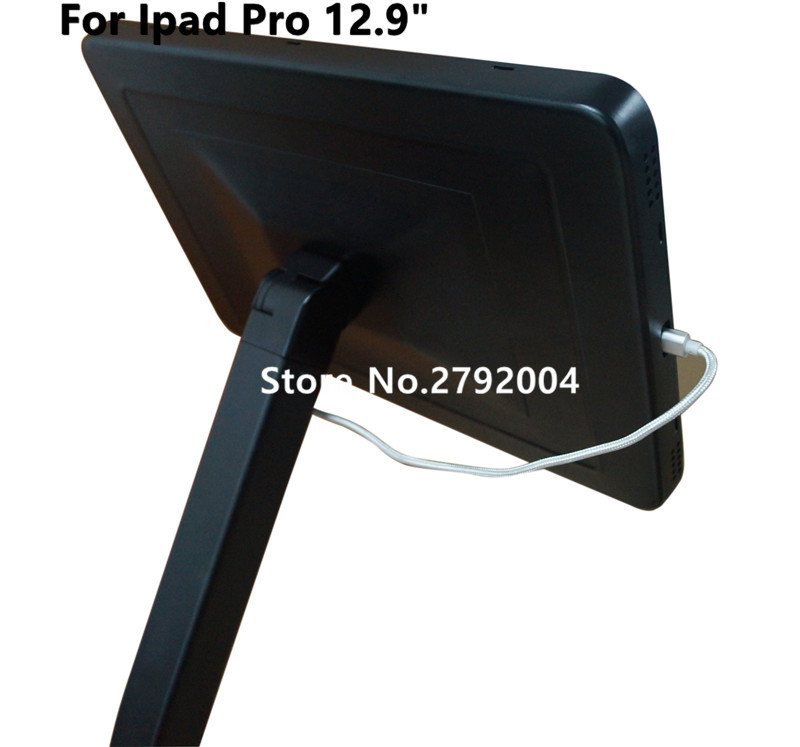 tablet bloqueio de seguranca ipad piso suporte 04