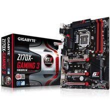 Z170X-GAMING 3 main board Z170/LGA 1151 support DDR4 assembly computer motherboard