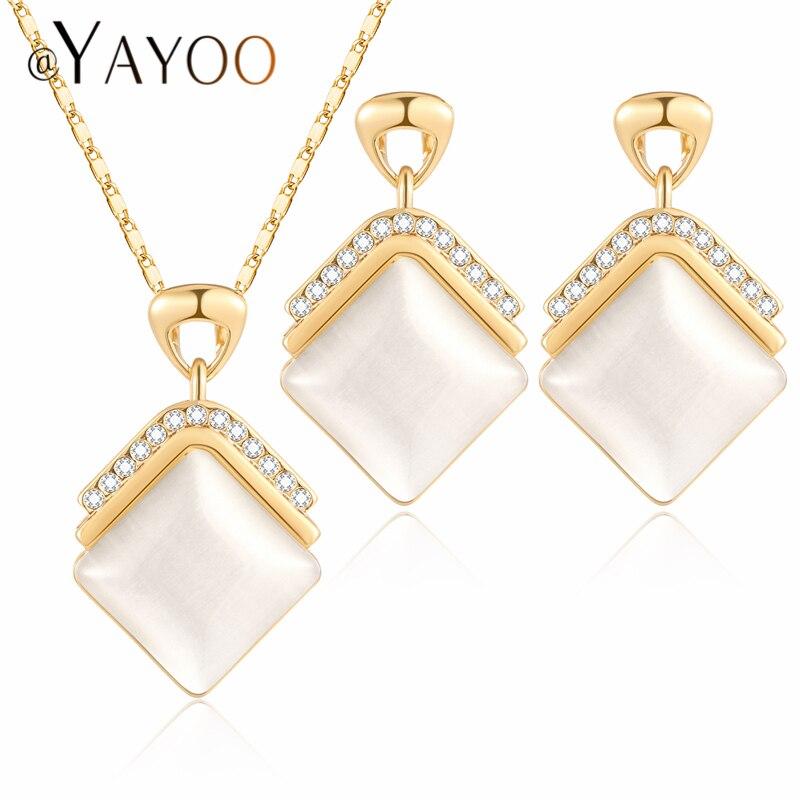 Ayayoo Nigerian Hochzeit Schmuck Sets Silber Farbe Luxus Braut Afrikanische Perlen Schmuck Set Frauen Vintage Aussage Halskette Set Bequem Und Einfach Zu Tragen