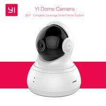 [Édition internationale] Xiaomi YI Dôme Accueil Caméra 112 «IP Caméra 720 P Xiaoyi 360» PTZ WiFi Webcam Infrarouge de Vision Nocturne