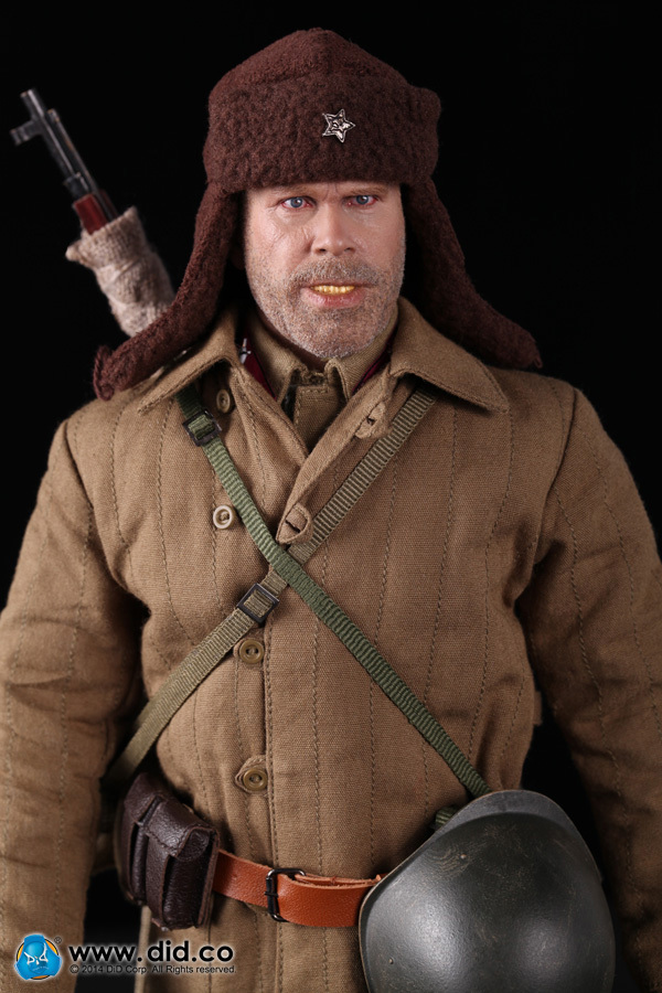 1/6 scale figure doll Enemy at the Gates Soviet sniper Big gold teeth Koulikov 2 headsculpts 12 action figure doll Model Toy at the gates at the gates at war with reality 180 gr