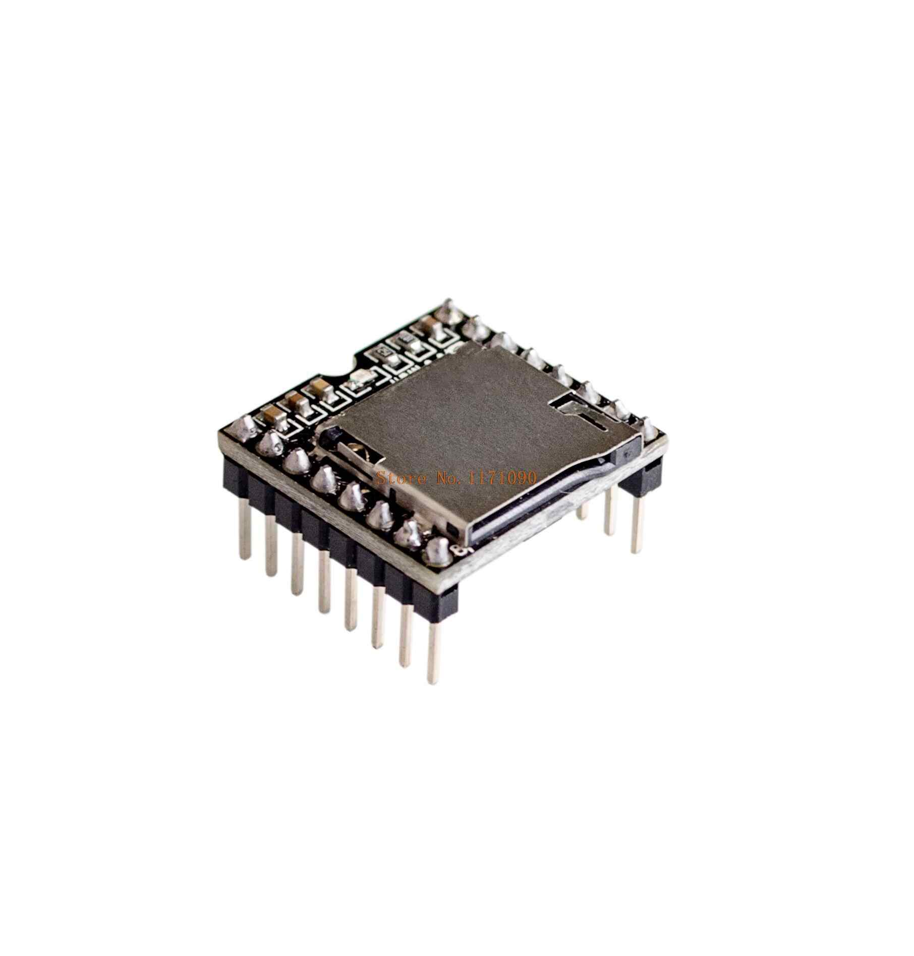 Mini MP3 Player Module with Simplified Output Speaker for