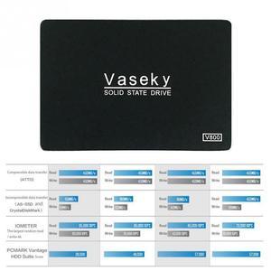 Image 2 - Vaseky 2.5 polegada v800 sata hhd ssd 64g 128g computador disco de estado sólido rígido driveinternal sata3 380 mb/s
