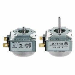 2018 DKJ Y 60/120 minut 15A opóźniacz czasowy przełącznik dla elektronicznej kuchenki mikrofalowej kuchenka SEP20_20|Timery|Narzędzia -
