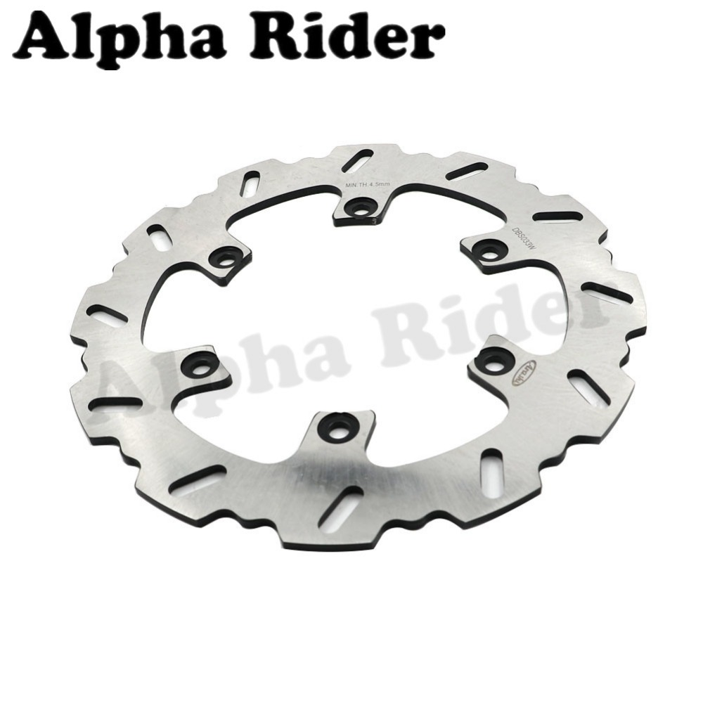 1 Pcs Motorcycle Front Brake Rotor Disc Stainless Steel Braking Disk for Yamaha SR125 SR 125 1997-2002 2001 2000 1999 1998 pca 6008vg industrial motherboard 100% tested perfect quality