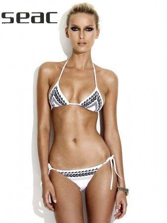 8f24f53211 Mulher Swimwear maiô Cigana Flor Bath Suit Push Up Biquini Bathsuit Biquínis  Halter Verão Boemia Praia