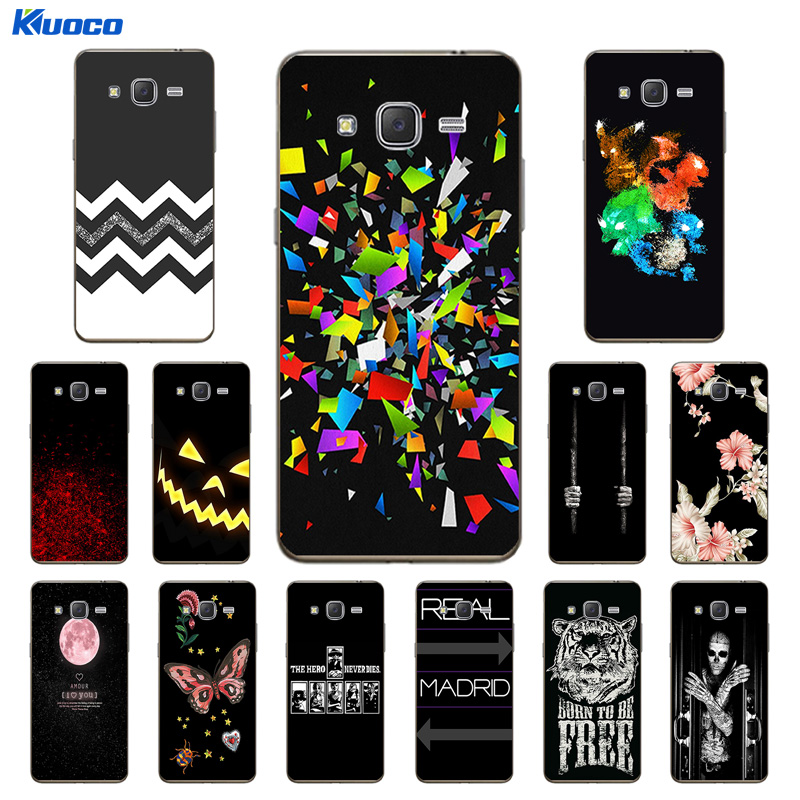 Soft Silicone Phone Case for Samsung G530 Back Cases Character Printing for Grand Prime Case G530 G531 G531H TPU Cover