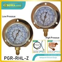 زوج واحد من R410a و R32 شعاعي ضغط مقاييس تشمل 2.8MPa و 5.5MPa لاقامة سخن بشدة أو sucool في عكس كارنو دورة|قطع غيار سخان المياه بالمضخة الحرارية|الأجهزة المنزلية -