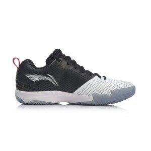 Image 2 - Vợt Cầu Lông Li Ning Nam Rangertd Cầu Lông Tập Luyện Mặc Được Hỗ Trợ Ổn Định Lớp Lót Chống Trơn Trượt Giày Thể Thao Sneakers AYTP015 SAMJ19