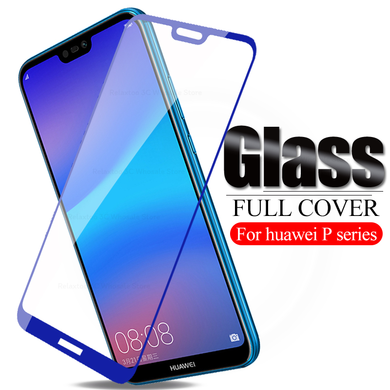 safety Glass p20 lite p30 For huawei p20 pro p30 lite light p10 plus protective glass on huawey hauwei p 20 <font><b>30</b></font> <font><b>10</b></font> tempered glas image