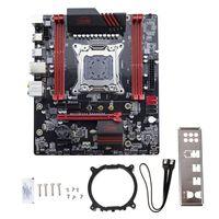 X79 Motherboard 2011 ATX Main Board USB3.0 SATA3.0 PCI E 16X NVME M.2 SSD support REG ECC memory and E5 CPU processor
