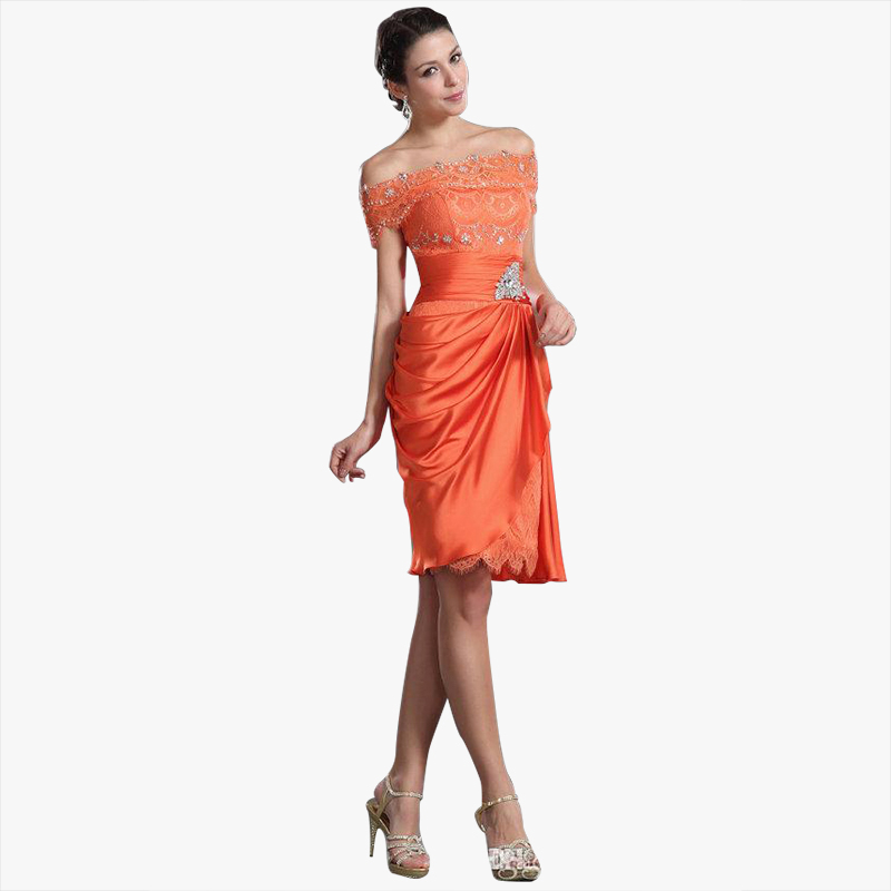 Compare Prices on Orange Evening Gown Plus Size- Online Shopping ...