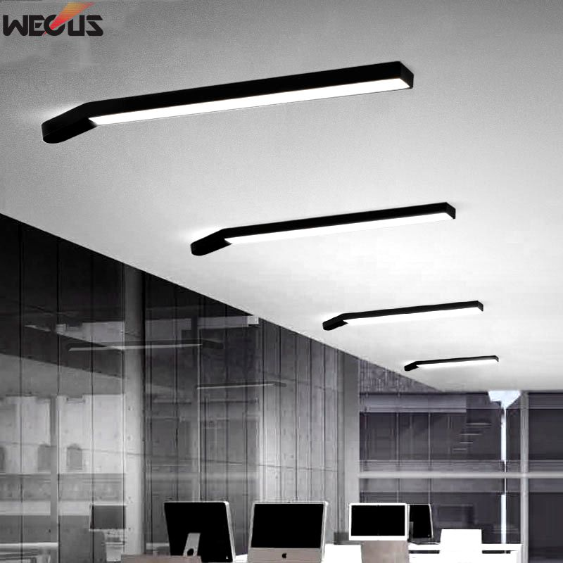 Creative Combinable ceiling lamps commercial office den living room ceiling light matchsticks ceiling lamp 90cm in Ceiling Lights from Lights Lighting