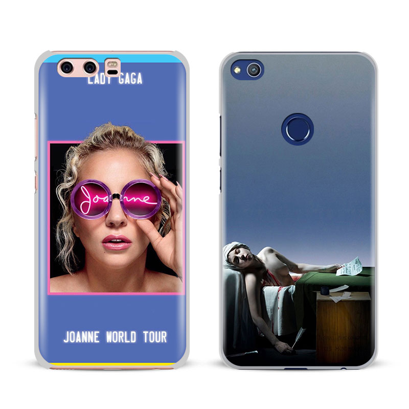 Lady JOANNE GAGA Fashion For Huawei P8 9 10 Lite 2017 Honor 6x 8 V8 V9 V10 Mate 7 8 9 10 Pro Nova Plus 2 Phone Case Shell Cover ...