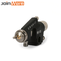 WA 101 HVLP Pneumatic Automatic Gun Air Spray Paint Tool Use To Water Spray Pipeline Nozzle Size 1.0mm 1.3mm 1.5mm 1.8mm New