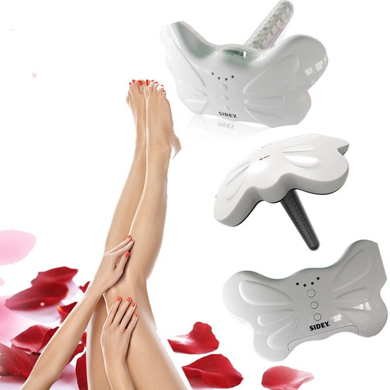 Dispositif de thérapie par la lumière LED SIDEY trois couleurs pour le serrage de la peau vaginale et la Machine de Massage