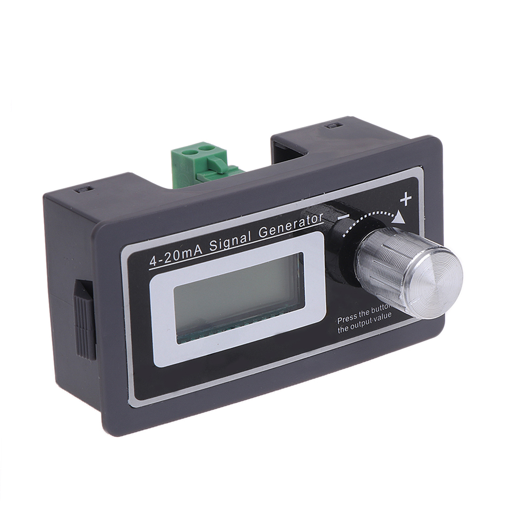 4 20mA Signal Generator Current Transducer Load Tester PLC ...