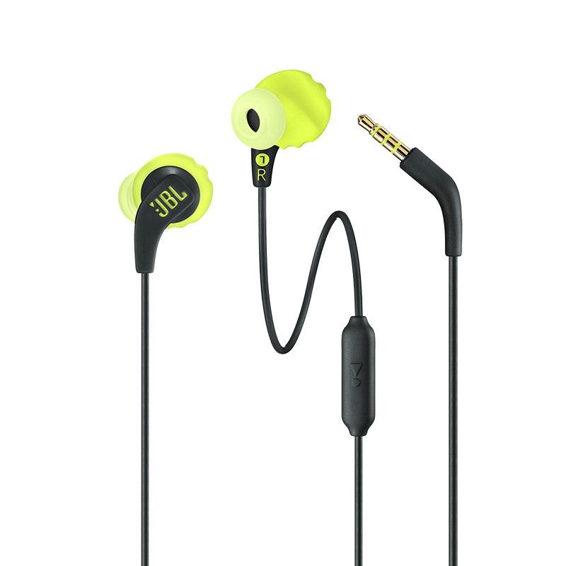 Endurance Run In Ear Sports Earphones Headset IPX 5 Waterproof Extreme Sports Running Earplugs