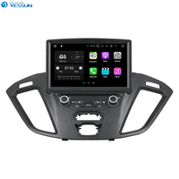 YESSUN Android Car Navigation GPS For Ford Transit Custom 2014 2016 Audio Video Radio HD Screen