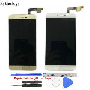 Image 1 - タッチパネル液晶 Coolpad トリノ R108 5.5 インチ携帯電話タッチスクリーンディスプレイゴールド色