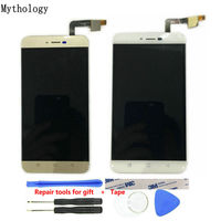 Touch Panel LCD For Coolpad Torino R108 5.5 Inch Mobile Phone Touch Screen Display Gold Color