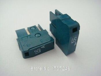 Free Shipping 50pcs/Lot DAITO Alarm Fuse MP16 1.6A 125V  100% new and original Fanuc FUSE MP1.6A