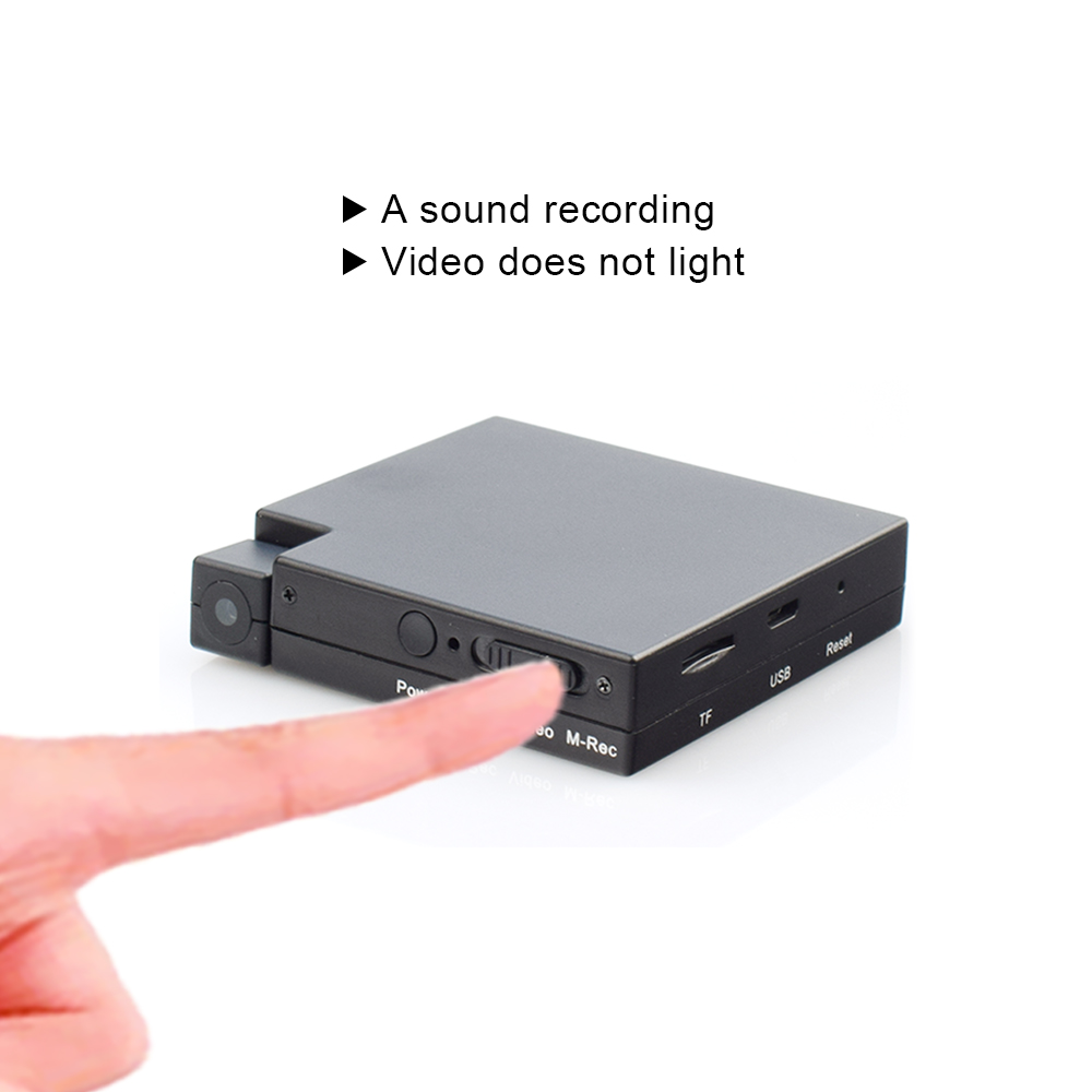 Mini Camcorder Camara Motion-Detection-Camera 2000mah-Battery Video MD13 with 24-Hours