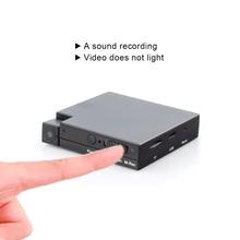 24 часа записи видео MD13 мини DV камера обнаружения движения видео аудио рекордер мини видеокамера с батареей 2000 мАч