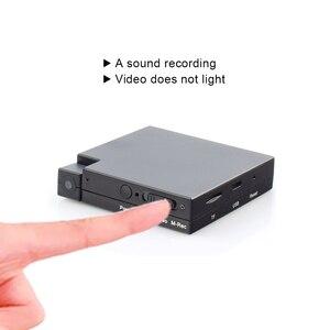 Image 1 - 24 שעות הקלטת וידאו MD13 מיני DV לנטנה זיהוי תנועת מצלמה וידאו אודיו מקליט מיני מצלמת וידאו עם 2000mAh סוללה