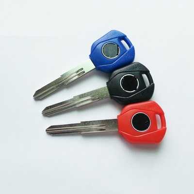 3pcs Motorcycle Blank Key Uncut Blade For Honda CB250 CB400 CB600 CB800 CB1300 CBR600RR CBR893 CBR929 CBR1000RR All New