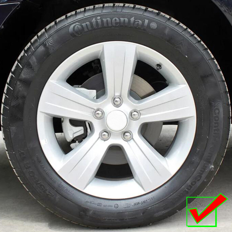 suitable wheel