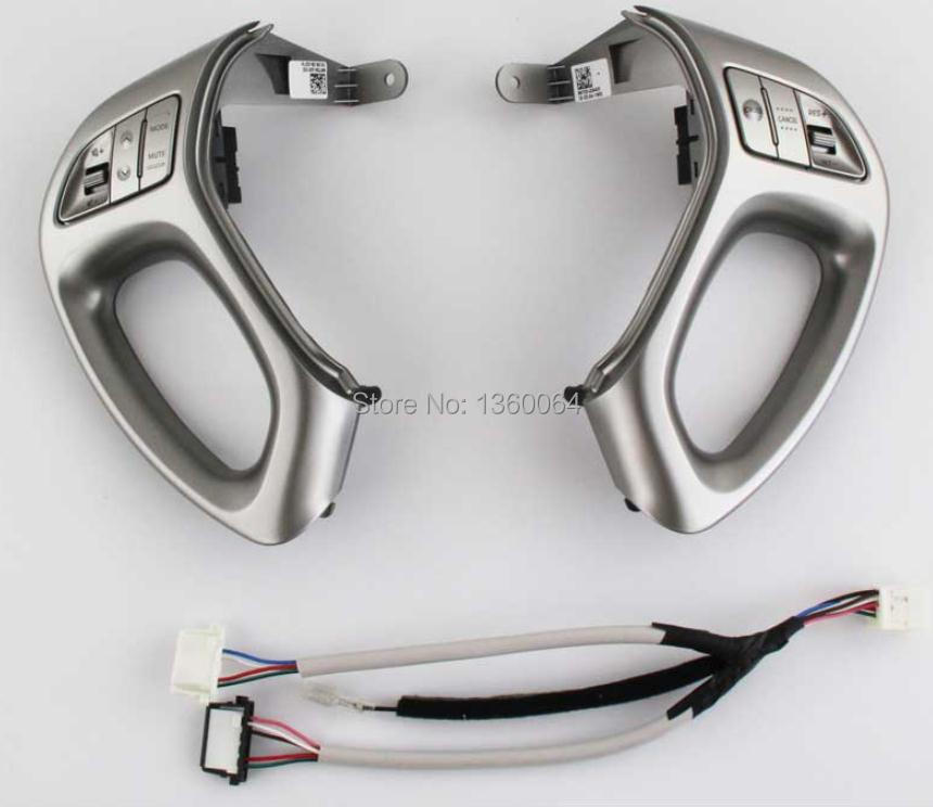 High Quality Original Multi-function Steering Wheel Button Audio,channel Control For 2010 2011 2012 Hyundai IX35