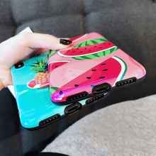 Yummy Fruits Pattern Case for iPhone