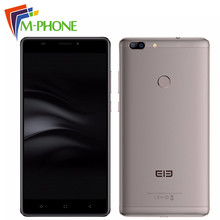 Original Elephone C1 Max Moblie phone 6.0InchQuad Core MT6737 Android 7.0 Smartphone 2G RAM 32G ROM 13.0MP Fingerprint Cellphone