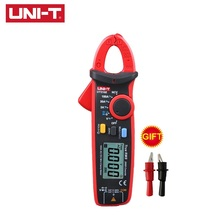 UNI-T UT210E True RMS Mini Digital AC/DC Clamp Meters Capacitance Tester Auto Range VFC Non Contact Multimeter