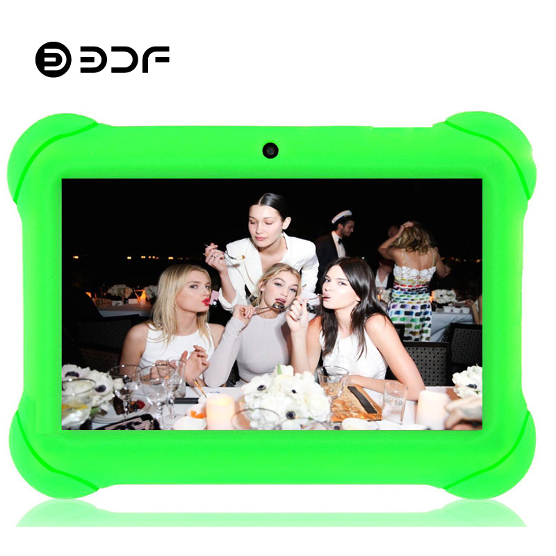 Computer & Office Selfless Bdf Childrens Favorite 7 Inch Android Tablets Pc For Kids Babypad Dual Camera Gift For Baby And Kids Wifi Tablet 7 8 9 10 10.1 Quality First
