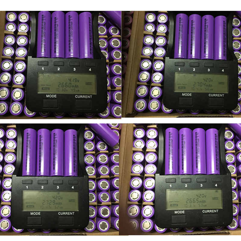 Image 5 - 24pcs 18650 Battery 3.7v Li ion rechargeable Batteries 26F Battery of 18650 for Laptop Toy Battery Electric and drill electronic-in Rechargeable Batteries from Consumer Electronics
