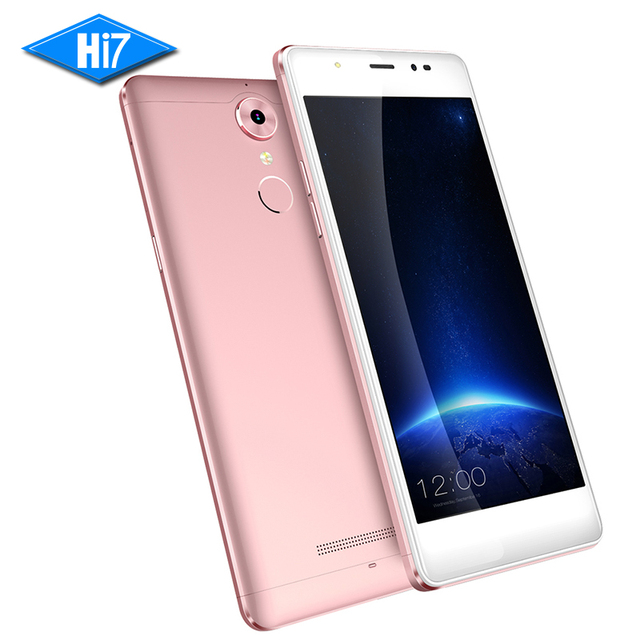 "NEW Original LEAGOO T1 Plus Mobile Phone 3GB+16GB Fingerprint ID 5.5"" Android 6.0 MTK6737 Quad Core 13.0MP 4G Cellphone"