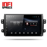 Android 7 1 Car Dvd For Suzuki SX4 2007 2013 With 2GB RAM Gps 3G 4G