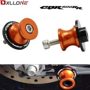 Image 1 - Motorcycle 8mm Swingarm Sliders Spools Stand Slider For Honda CBR600RR CBR 600 RR 2003 2011 2004   2011
