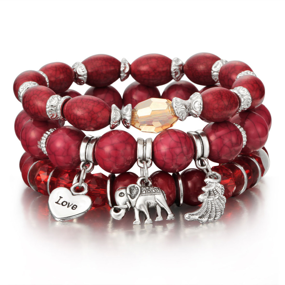 Bohemian Adjustable Statement Bracelet | Style Select 6