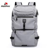 2018 Multifunction Men Backpack For 15 6 Inches Laptop Backpack Large Capacity Travel Backpack Stundet Backpack
